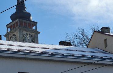 Protisněhová opatření:  Detail, který rozhodne o trvanlivosti a bezpečnosti střechy