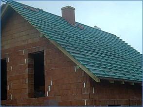 DHV a chemická impregnace dřeva u šikmých střech