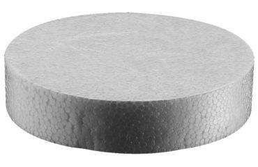 Polystyrenová zátka prům. 70mm lisovaná